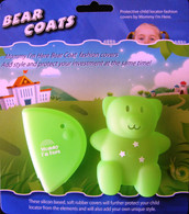 Bear Coat - Green