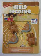 Child Locator 2 Pack Brown
