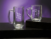 Monogrammed 13 ounce Engraved Multi-Purpose Mug www.tinytulip.com
