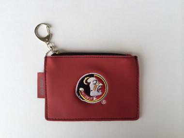 Florida State Seminoles FSU ID Wallet www.tinytulip.com