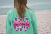 Island Reef Preppy Southern Girl Long Sleeve Shirt Southern Girl Prep www.tinytulip.com