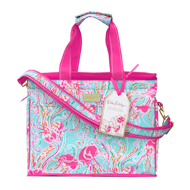 Monogrammed Lilly Pulitzer Cooler Jellies Be Jammin  www.tinytulip.com