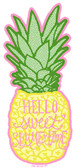 Tiny Tulip Preppy Stickers Pineappple www.tinytulip.com