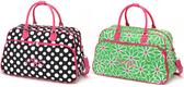 Monogrammed Large Travel Bags