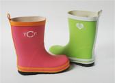 www.tinytulip.com Childrens Monogrammed Rainboots