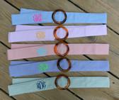 Monogrammed Seersucker Belts   www.tinytulip.com