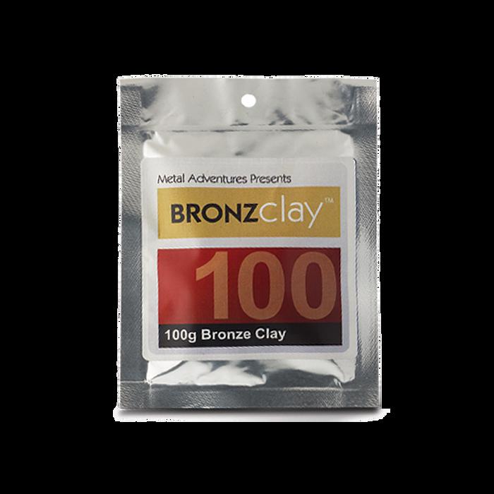 BRONZclay 100gm