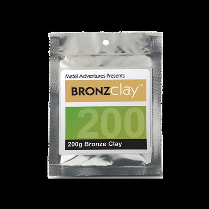 BRONZclay 200gm