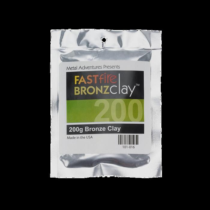 FASTfire BRONZclay 200gm