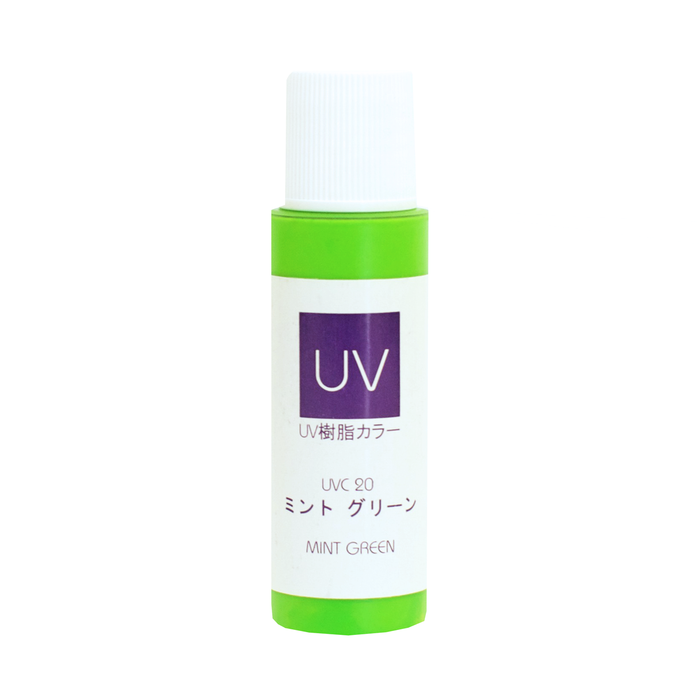 UV Resin Colour Mint Green