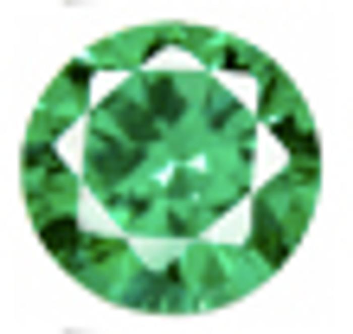 Lab Created Gemstone - Green