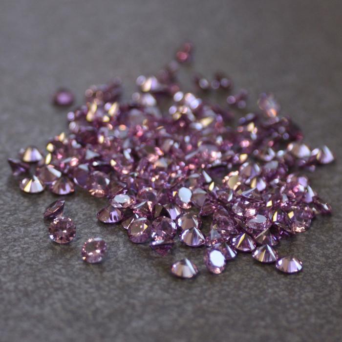 Lab Created Gemstone - Alexandrite - Round - 5mm
