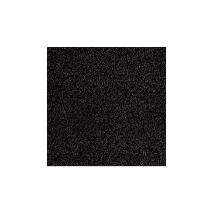 Black Acrylic Underlay - Textured Leather Grain