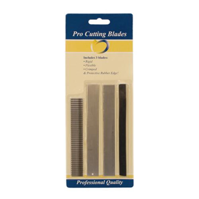 Pro Cutting Blades - Pack of 3