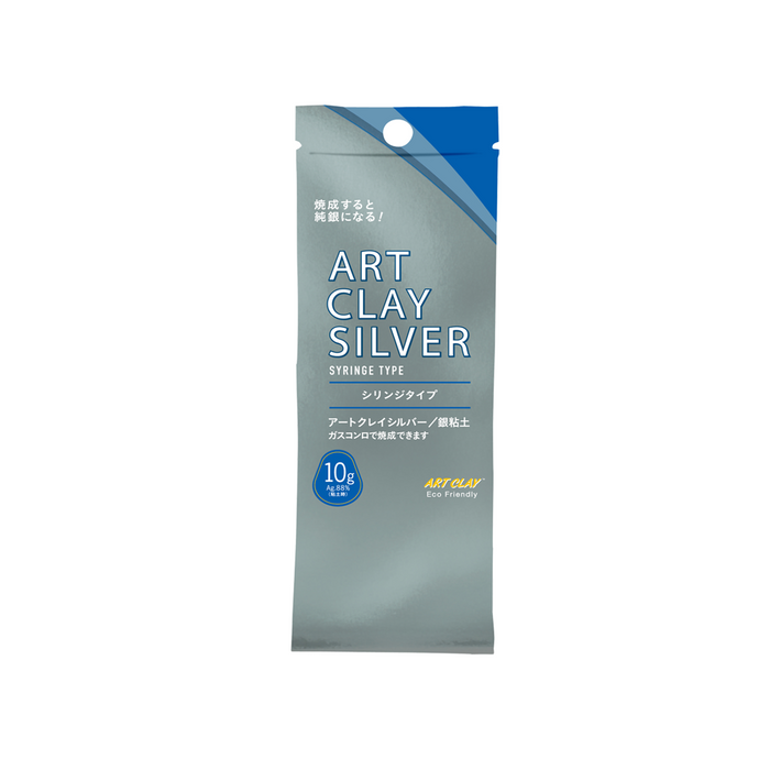 Art Clay Silver Syringe - no tip - 10gm