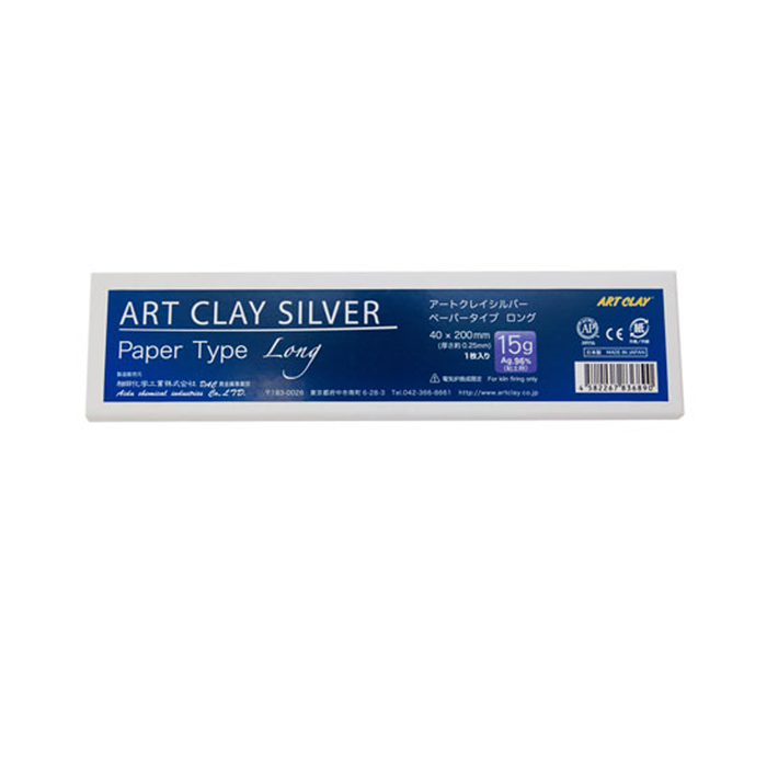 Art Clay Paper Type Long - 40mm x 200mm - 15g