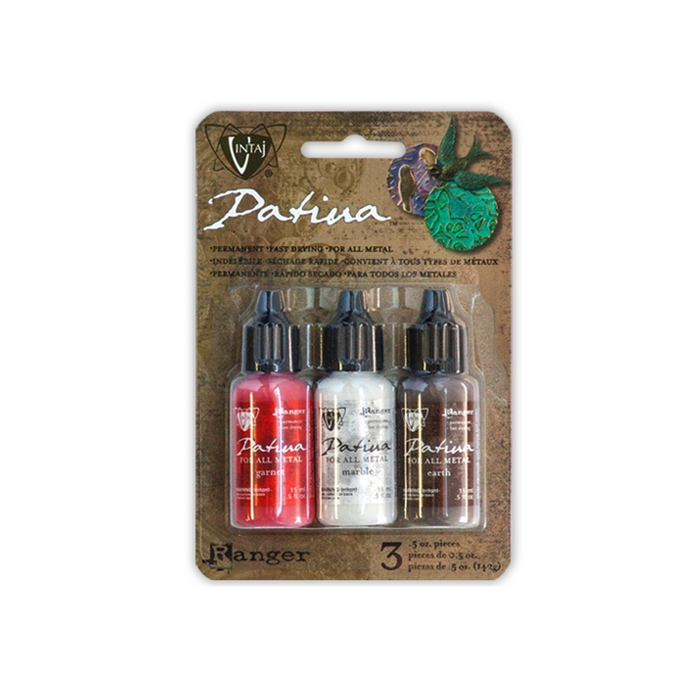 Vintaj Patina Kit - Painted Barn, 3pk
