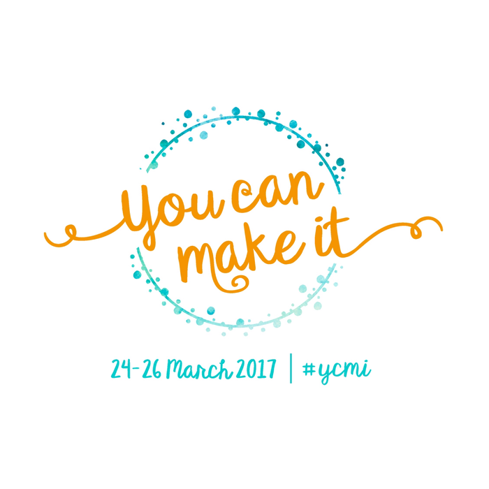 You can make it #ycmi