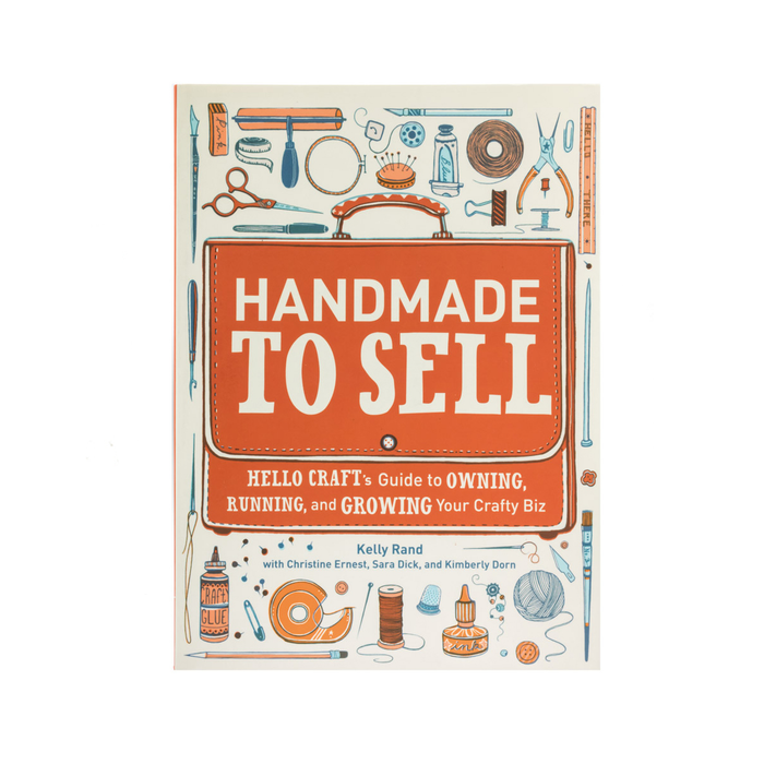 Handmade To Sell Book