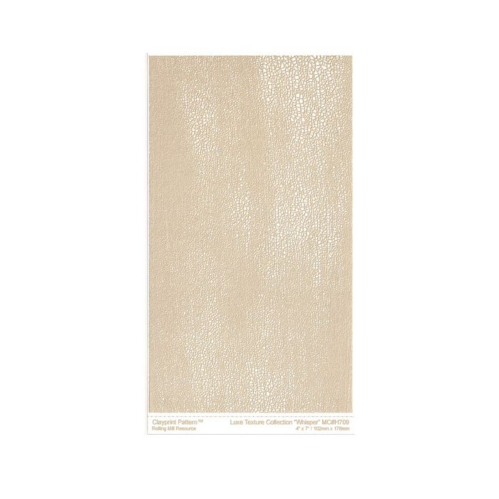 RMR Laser Texture Paper - Luxe Whisper - 102 x 178mm