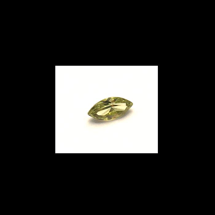 Lab Created Gemstone - Peridot Marquise