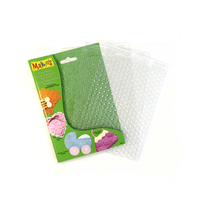 Makin's Clay Texture Sheets - Set C