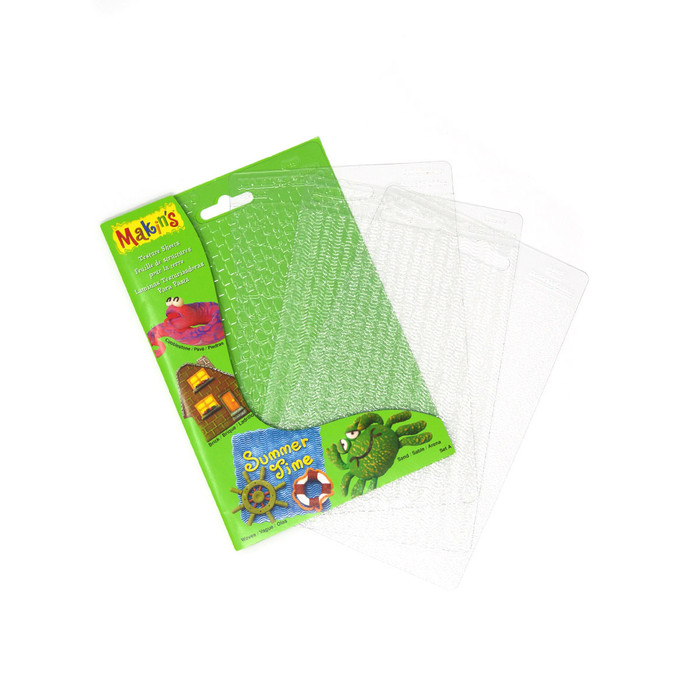 Makin's Clay Texture Sheets - Set A
