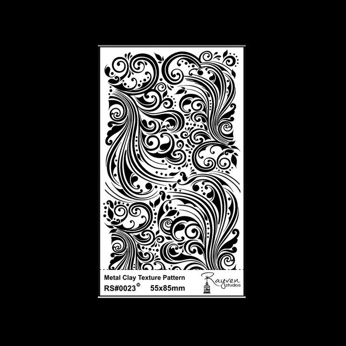 RS Laser Texture Paper - Garden Party