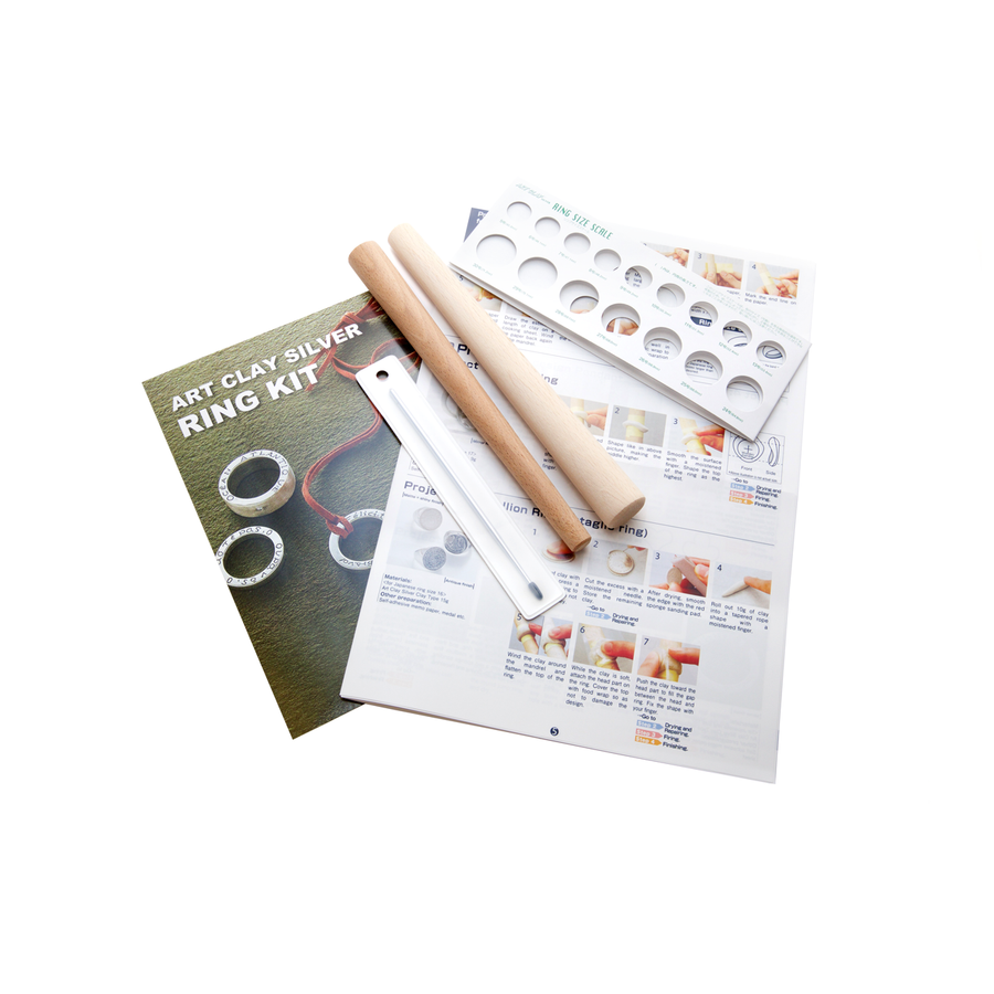 Add an Art Clay Ring Kit for £17.05