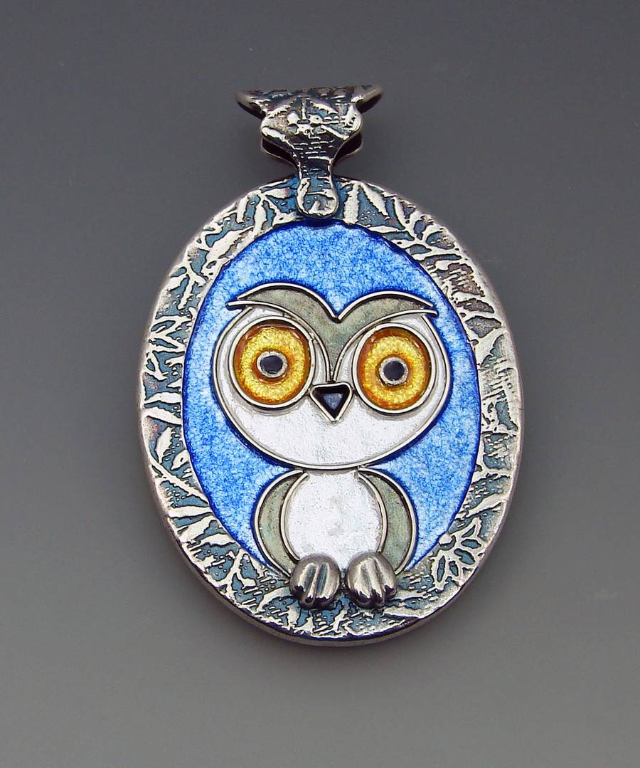 'Having a Hoot' by Joy Funnell