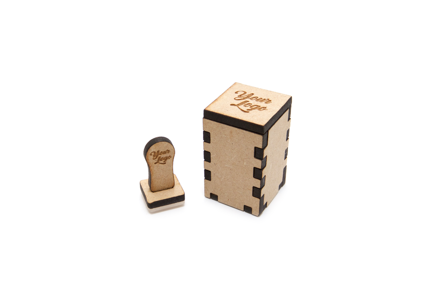 High quality laser cut custom made stamps