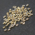 Lab Created Gemstone - Champagne - Round - 5mm