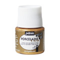 Pebeo Porcelaine 150 - Glossy Gold - 45ml