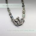 3-Day Anna Mazon Masterclass (Mushroom Dreams Fine Silver Pendant) - 29th April - 1st May 2016