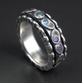 1-Day Joy Funnell Masterclass (Fine Silver Spinner Ring) - 10th June 2016
