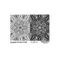 Pam East FlexMat Texture Stamp - Rugosa Rose