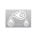QuikArt Clay Saving Template - #55170