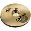 "Sabian 14"" AAX X-Celerator Hi Hat Cymbal 21402XL"