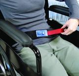 SmartCareGiver Quick Release Wheelchair Seat Belt