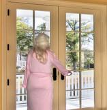 Anti-Wandering Double Door Monitor System