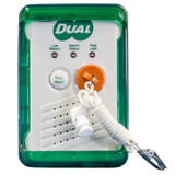 Voice Recordable Dual Pull String  Alarm with Corded Chair Pad