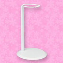 Metal Doll Stand Fits 18 Inch Dolls