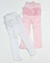 "Rumba Tights for 15"" Baby Dolls Fits Bitty Baby"