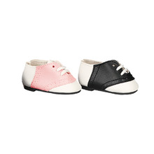 Saddle Shoes Fit 18 Inch Dolls