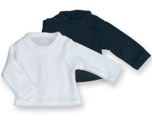 "Sophia's Long Sleeve Tee fits 18"" Dolls"