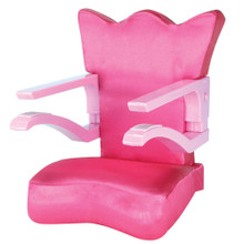 "Clip On Chair for 18"" Dolls"