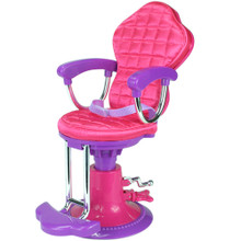 "Salon Chair Fits 18"" Dolls"