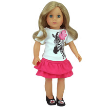 Sophia Doll- 18 Inch Soft Body Doll with Vinyl Arms & Legs