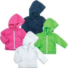 "Sophia's Hooded Sweatshirt fits 18"" Dolls"
