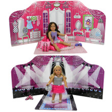 Reversible Playscene™ Backdrop